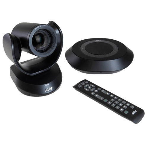 AVer-VC520-Pro-Camera-for-mid-to-large-rooms-front-image